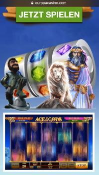 Europa Casino mobile App