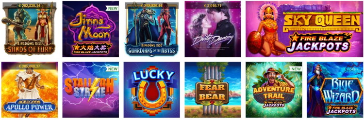 Casino Tropez Slots