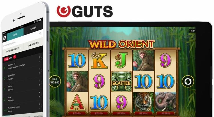 Guts mobile App
