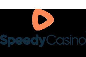 Speedy Casino Logo 300x200