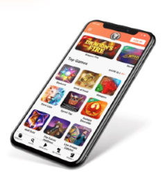 Leo Vegas mobile App