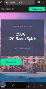Dunder mobile App