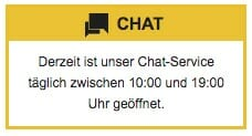 Betfair Live Chat