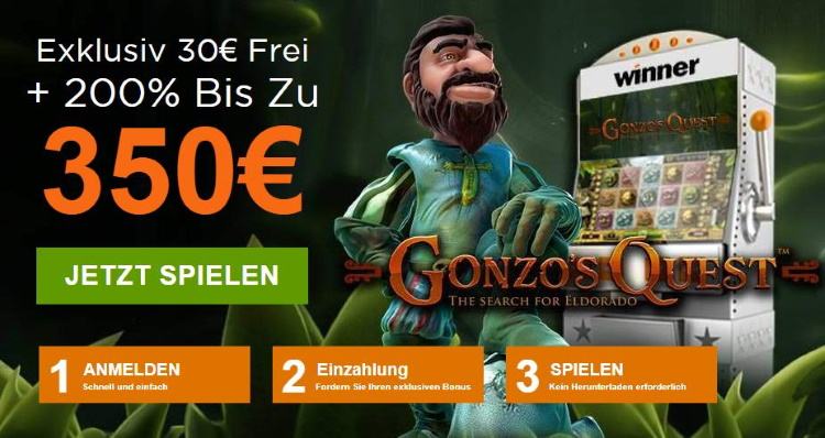Winner Casino 30€