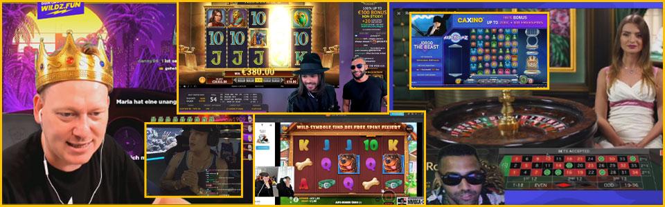Casino Streamer Banner