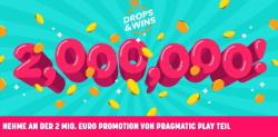 Caxino Drops Wins Aktion