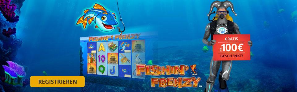 Platin Casino Bonus Banner