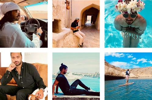 Roshtein Instagram Pics