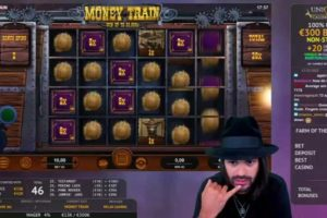 Roshtein Money Train Vorschau