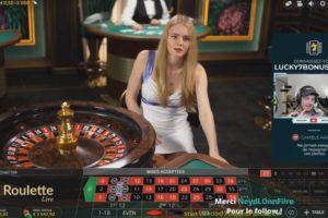 Bidule Live Roulette Vorschau