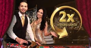 Casino Club doppelte Treuepunkte