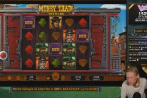 CasinoDaddy Money Train Vorschau