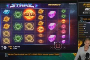 CasinoDaddy Starz Megaways Vorschau