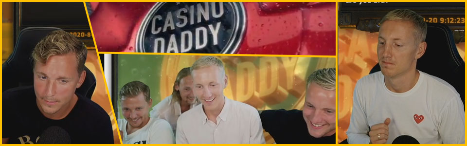 CasinoDaddy Streamer Titelbild