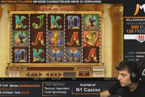 CasinoMoLive Book of Dead Vorschau