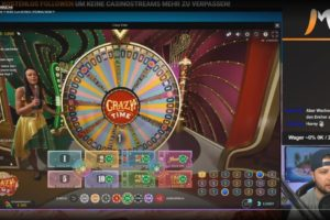 CasinoMoLive Crazy Time Vorschau
