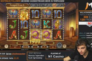 CasinoMoLive Legacy of Dead Vorschau