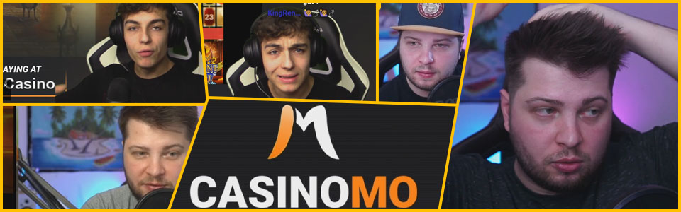 CasinoMoLive Streamer Titelbild
