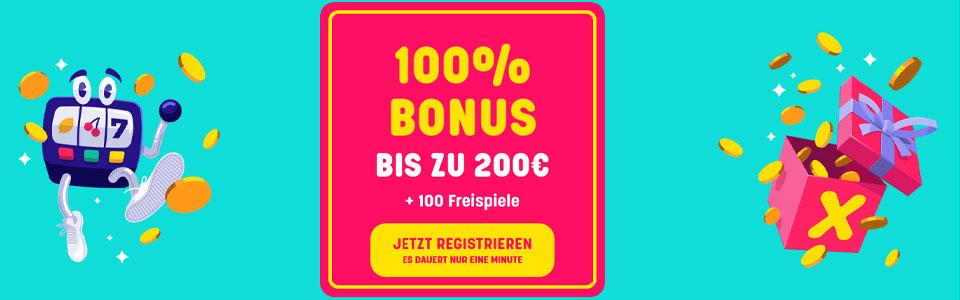 Caxino Casino Bonus Banner