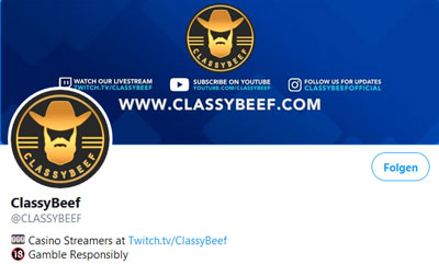 ClassyBeef Twitter