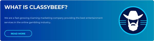 ClassyBeef Website