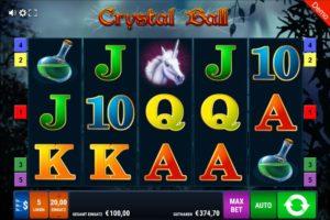 Crystal Ball Vorschau Slot