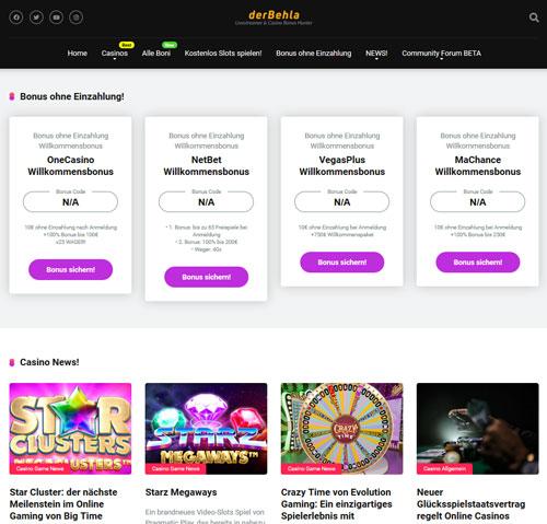 derBehla Homepage