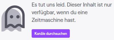 JorgoTheBeast Twitch gesperrt