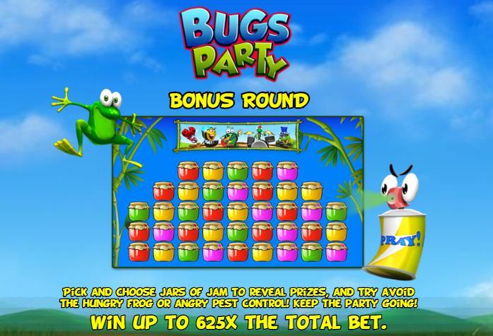 PlaynGo Bugs Party