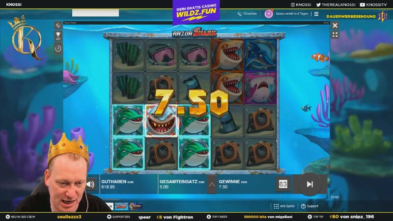 Knossi Welches Online Casino