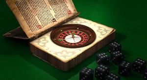Roulette Spiel alt