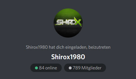 Shirox Discord