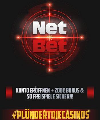 Casino des Geldes NetBet Partner