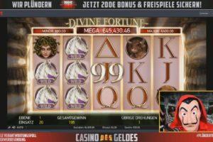 CasinoDesGeldes Vorschau Divine Fortune