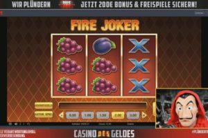 CasinoDesGeldes Vorschau Fire Joker
