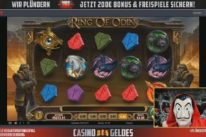 CasinoDesGeldes Vorschau Ring of Odin