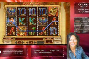 Casinogirlz Book of Dead Spielautomat