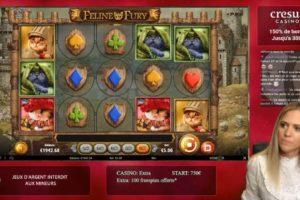 Casinogirlz Feline Fury Slot