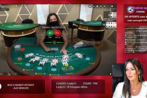 Casinogirlz Live Blackjack Vorschau
