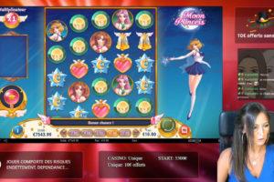 Casinogirlz Moon Princess Slot