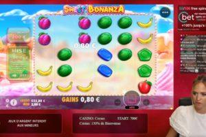 Casinogirlz Sweet Bonanza Gewinn