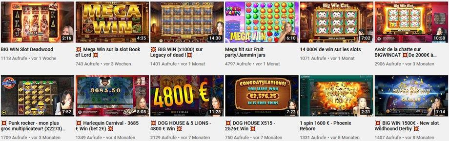 Casinogirlz Youtube