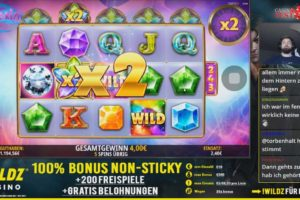 CasinoTest24 Euphoria Multiplikator