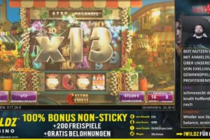 CasinoTest24 Extra Chilli Multiplikator