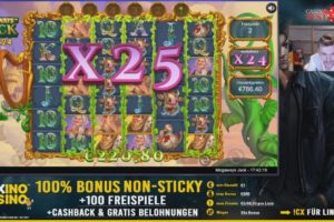 CasinoTest24 Megaways Jack Multiplikatoren
