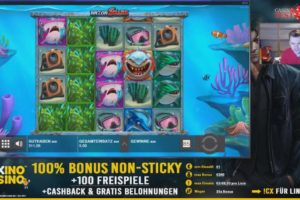 CasinoTest24 Razor Shark Algen