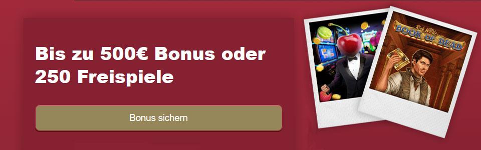 Cherry Casino Bonus Banner