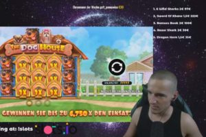 CrazyDomme The Dog House Bonus