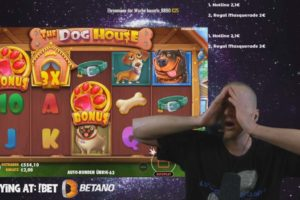 CrazyDomme The Dog House Slot