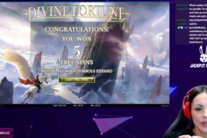 JackpotRabbit Divine Fortune Freispiele